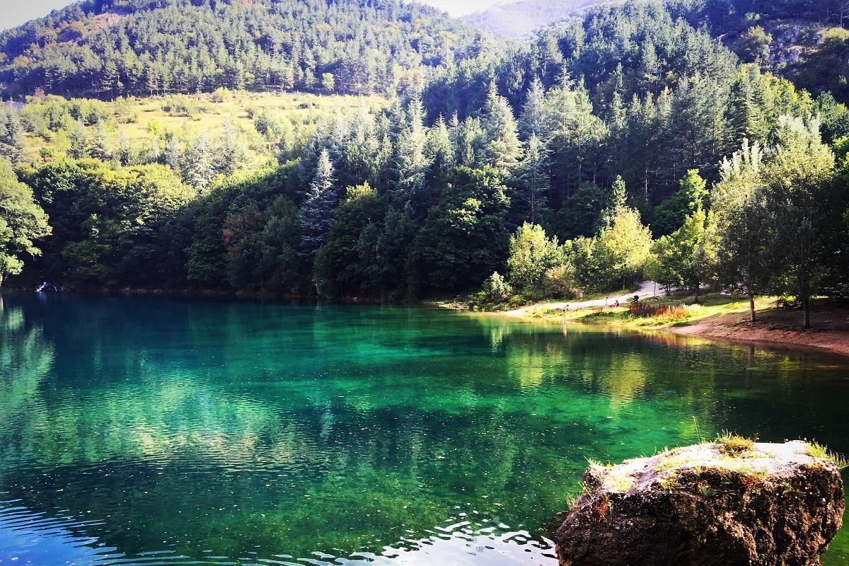 Lago di San Domenico Abruzzo