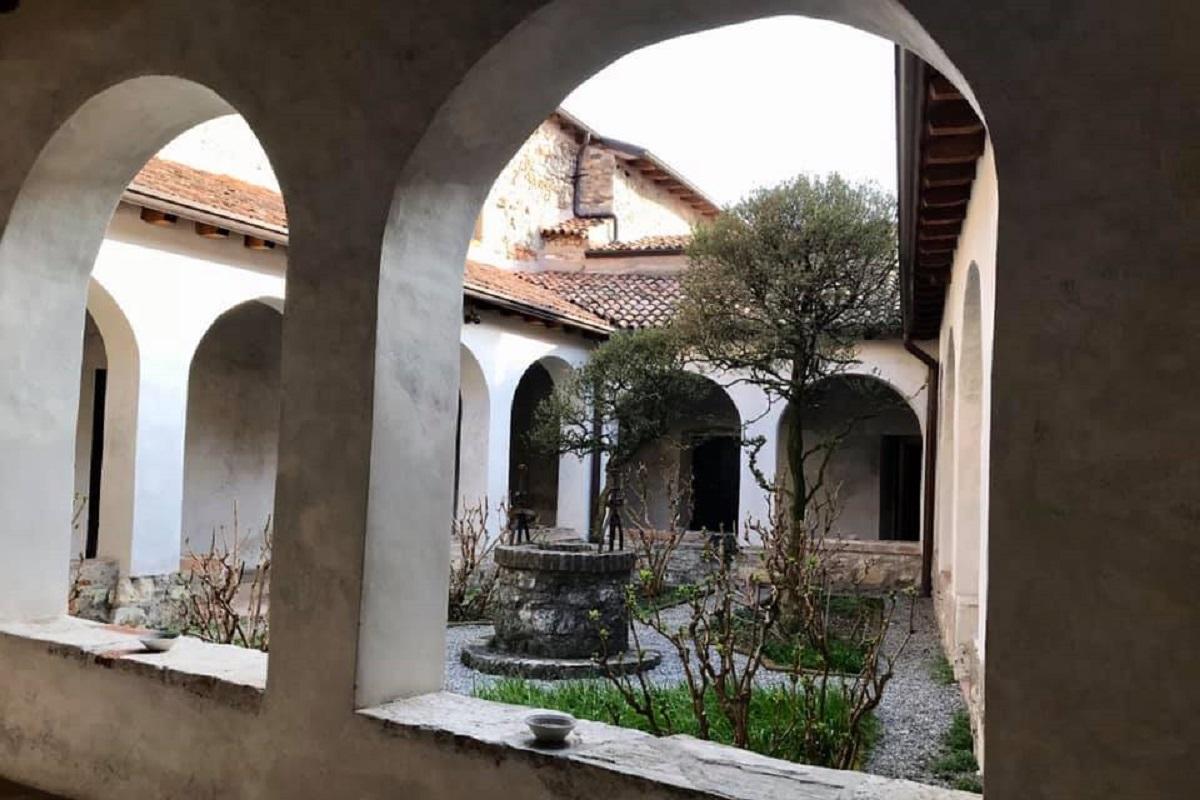 Monastero di San Pietro in Lamosa storia