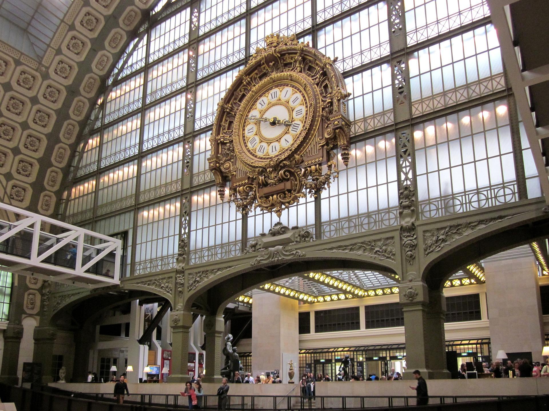 musee d'orsay opere principali