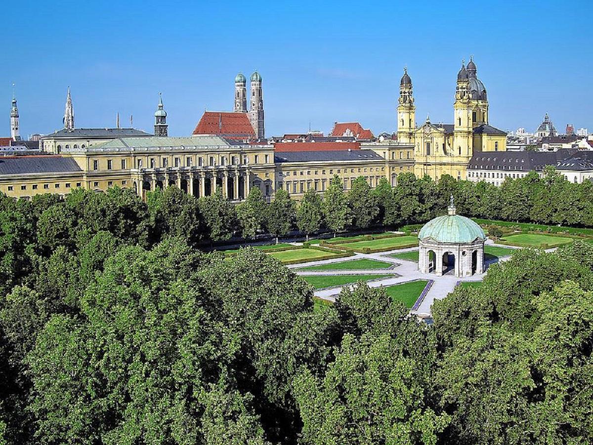 palazzo reale monaco di baviera