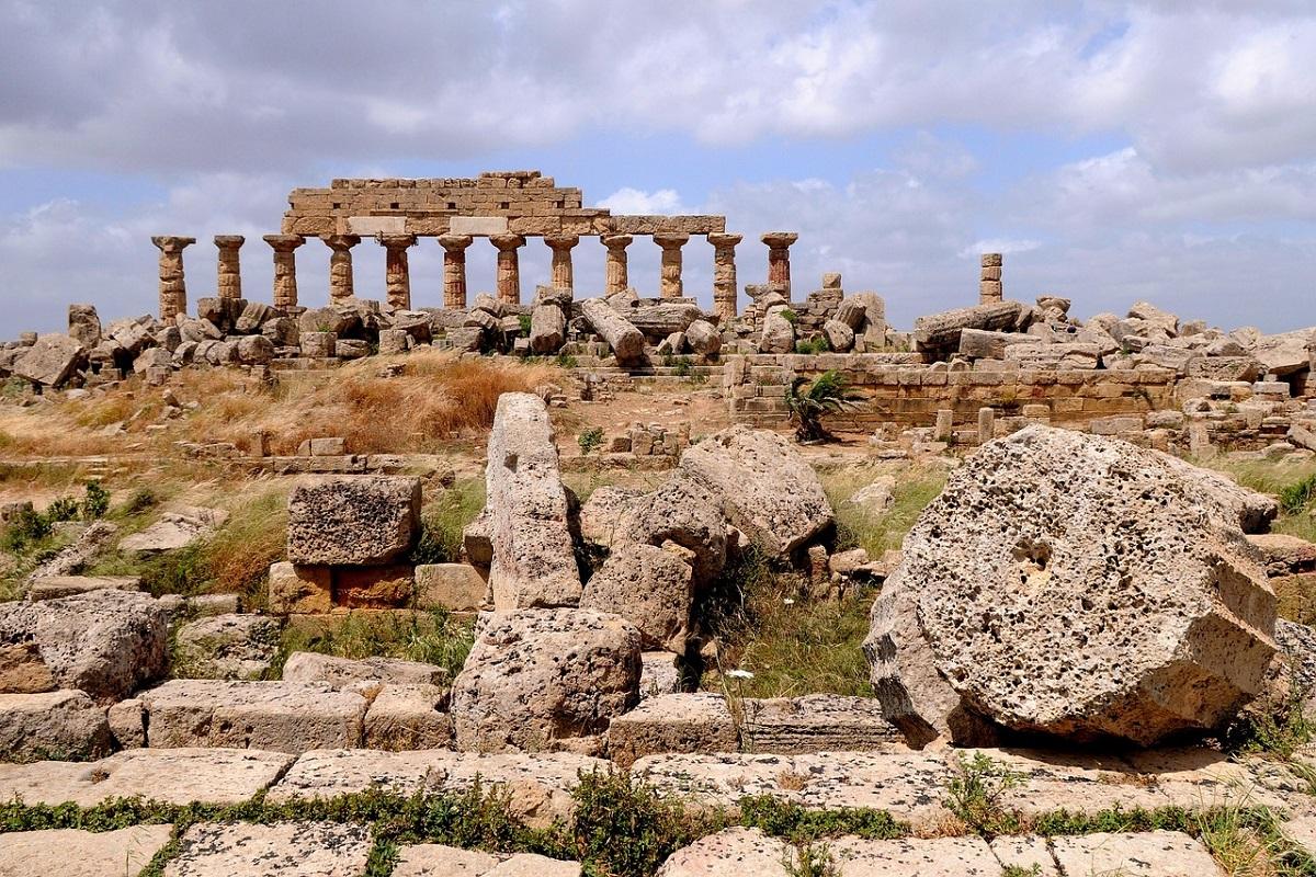 Parco archeologico di Selinunte storia