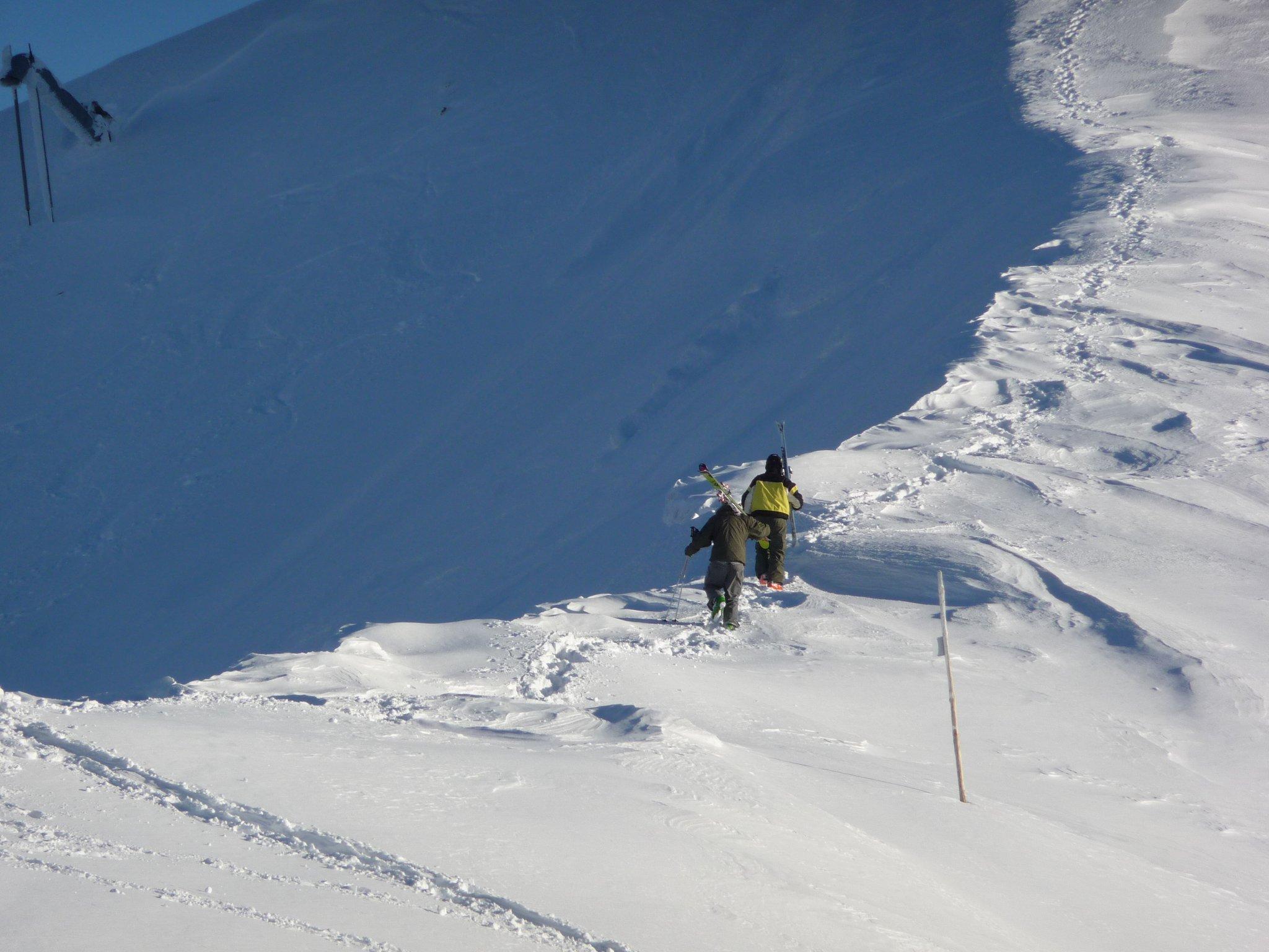 passo dell'abetone sci