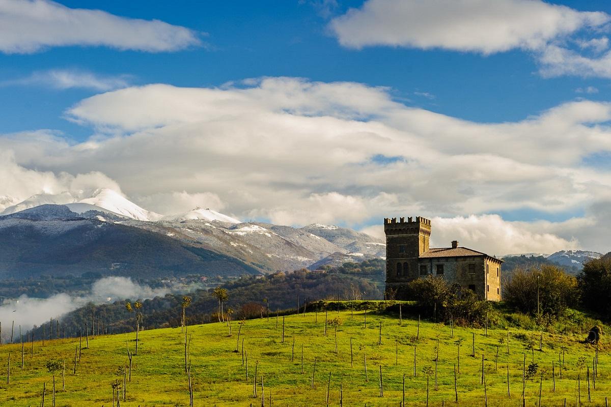 piana reatina paesaggi rurali storici