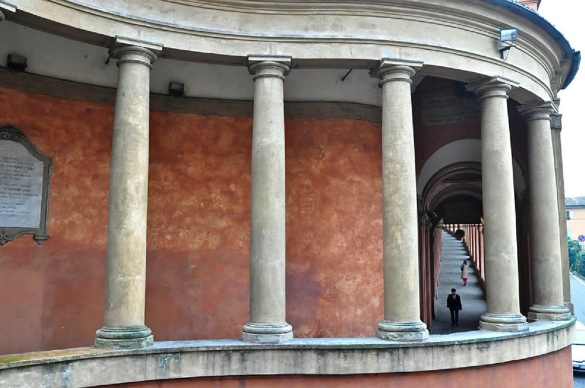 portico di san luca bologna lunghezza