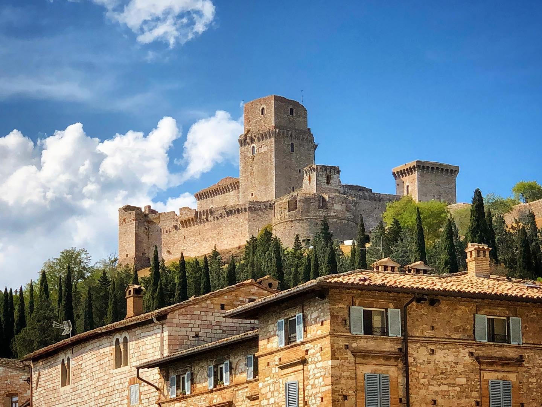 Rocca Maggiore di Assisi