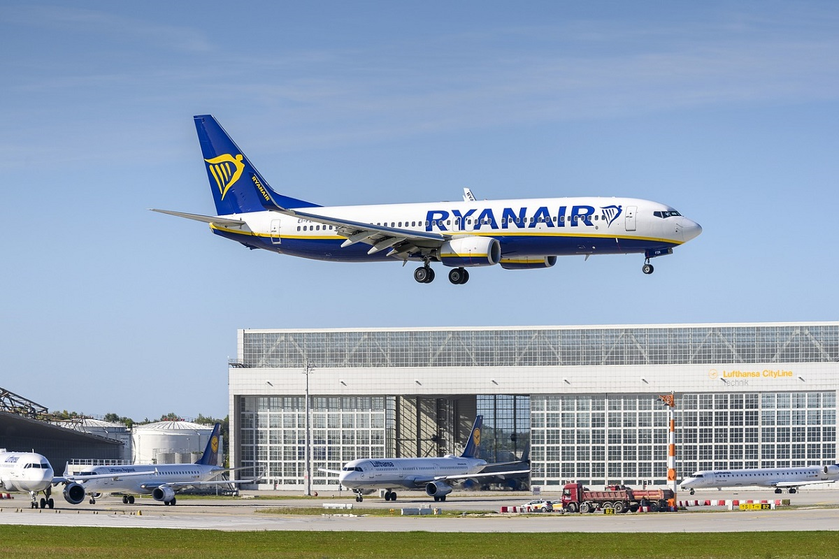 Ryanair offerte voli da Milano