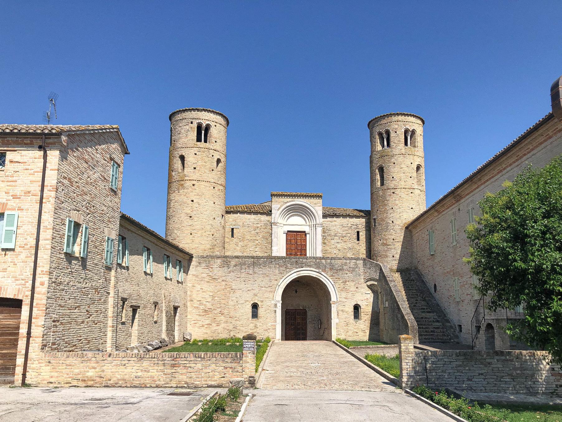 San Claudio al Chienti