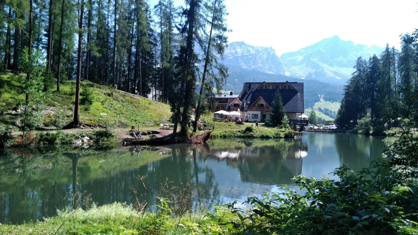 Sentiero dei laghi