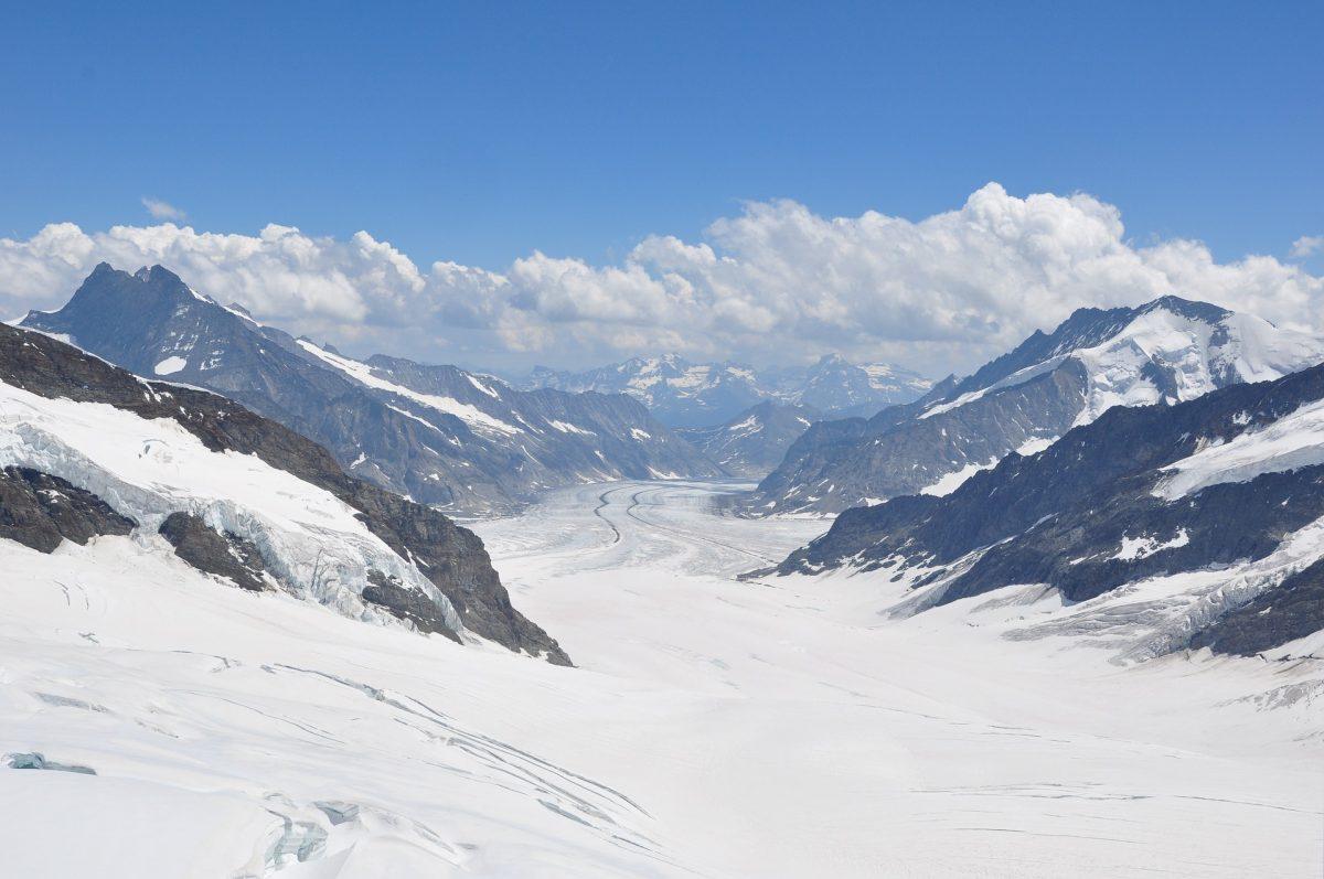 Aletsch Svizzera