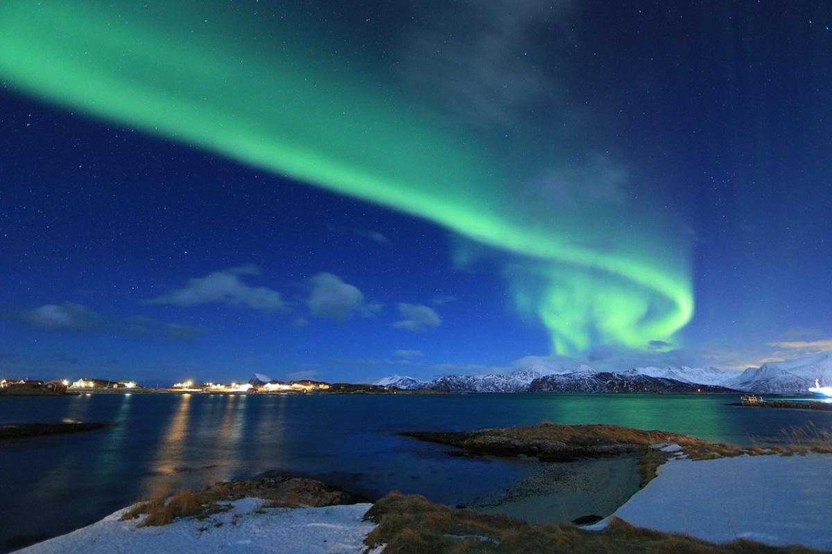 tromso norvegia aurora boreale periodo