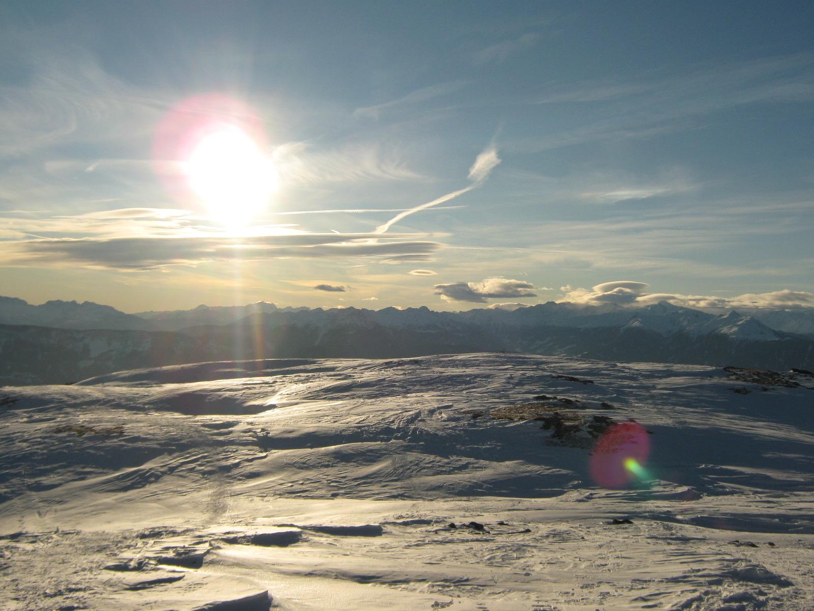 val sarentino escursioni invernali