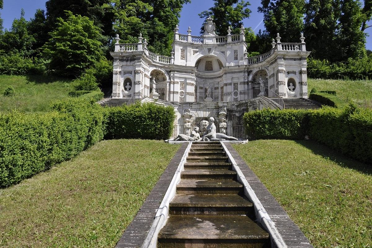 Villa della Regina Torino storia