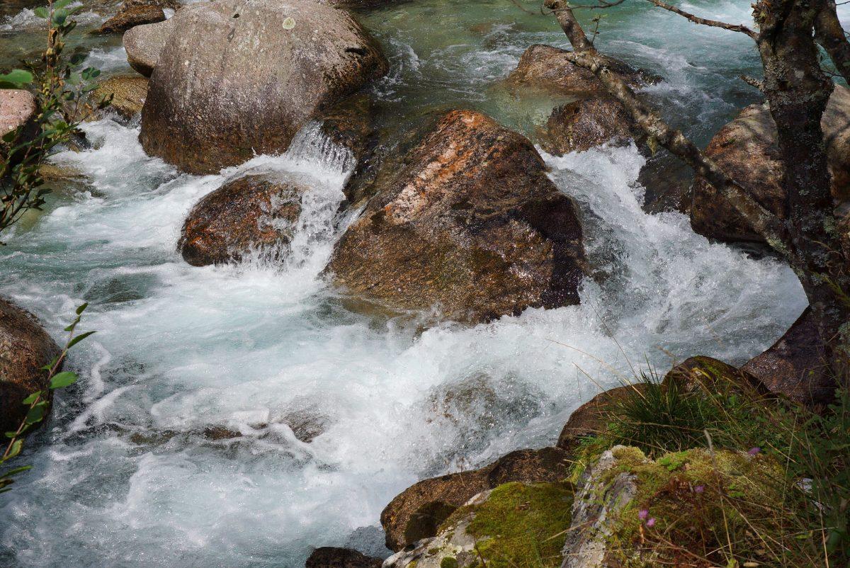 cascata di ferro