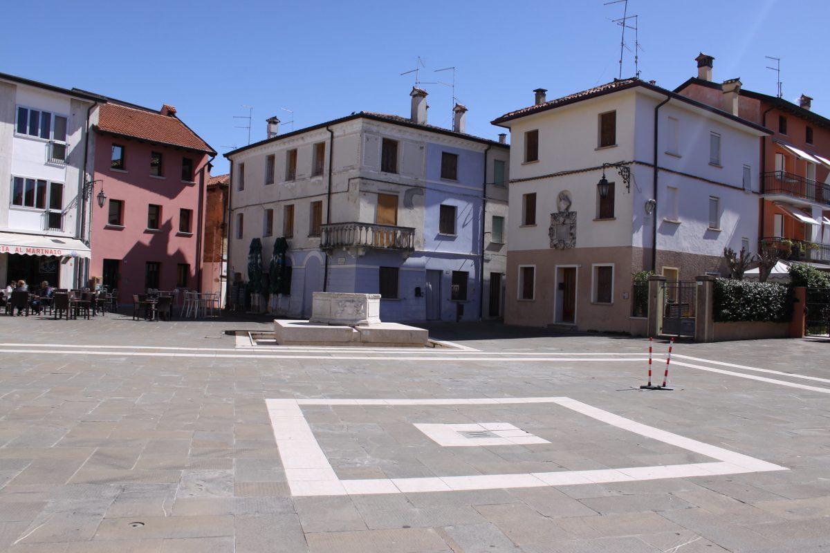 marano lagunare piazza