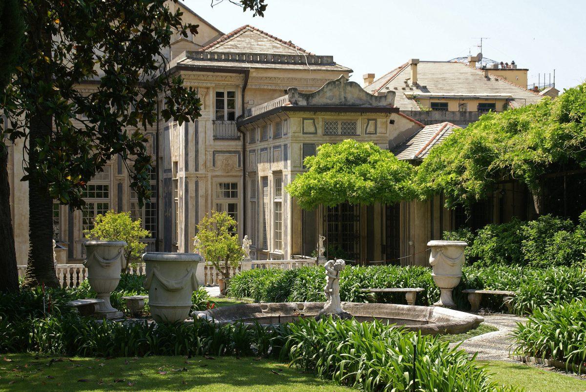palazzo nicolosio genova
