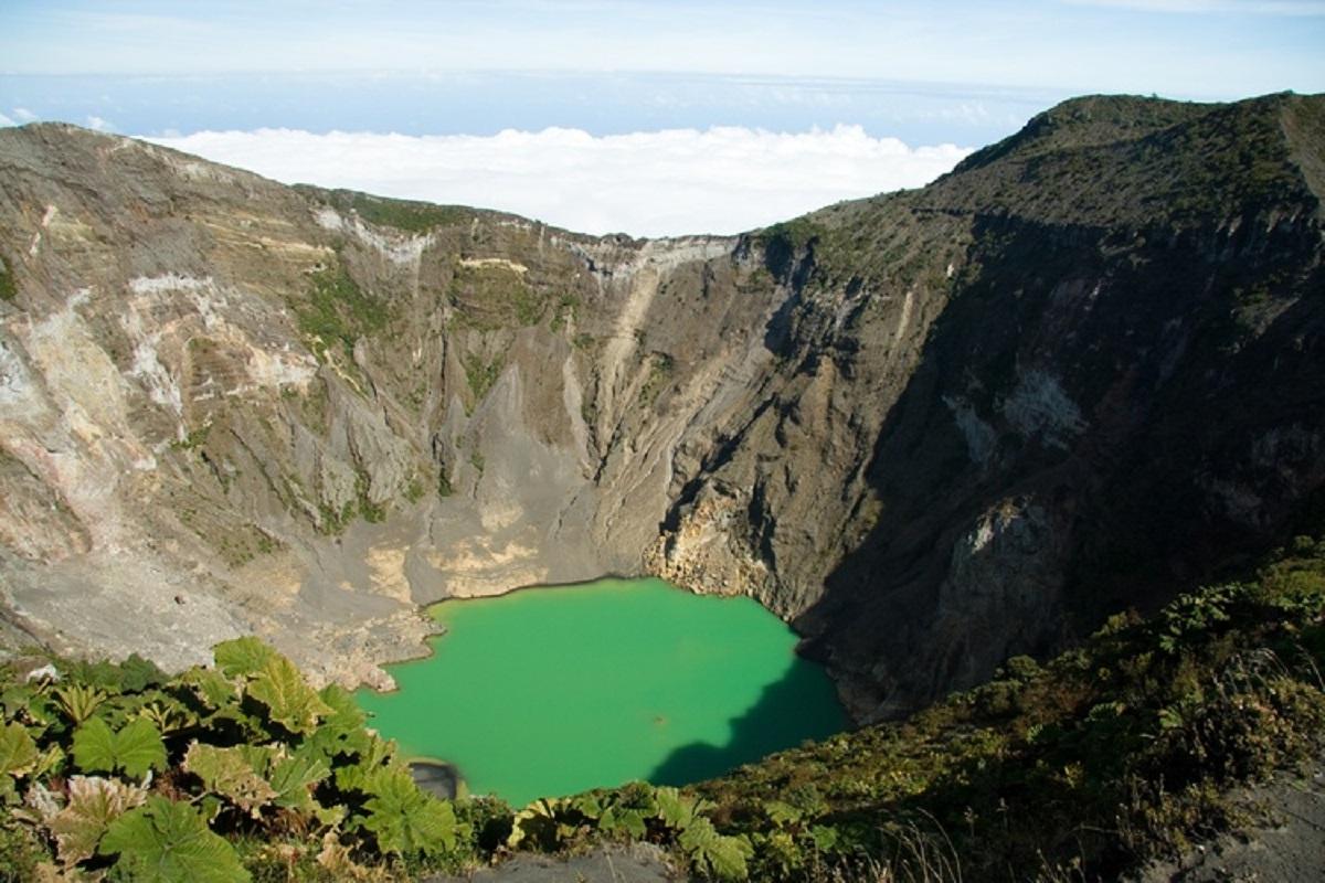 vulcano irazu costa rica