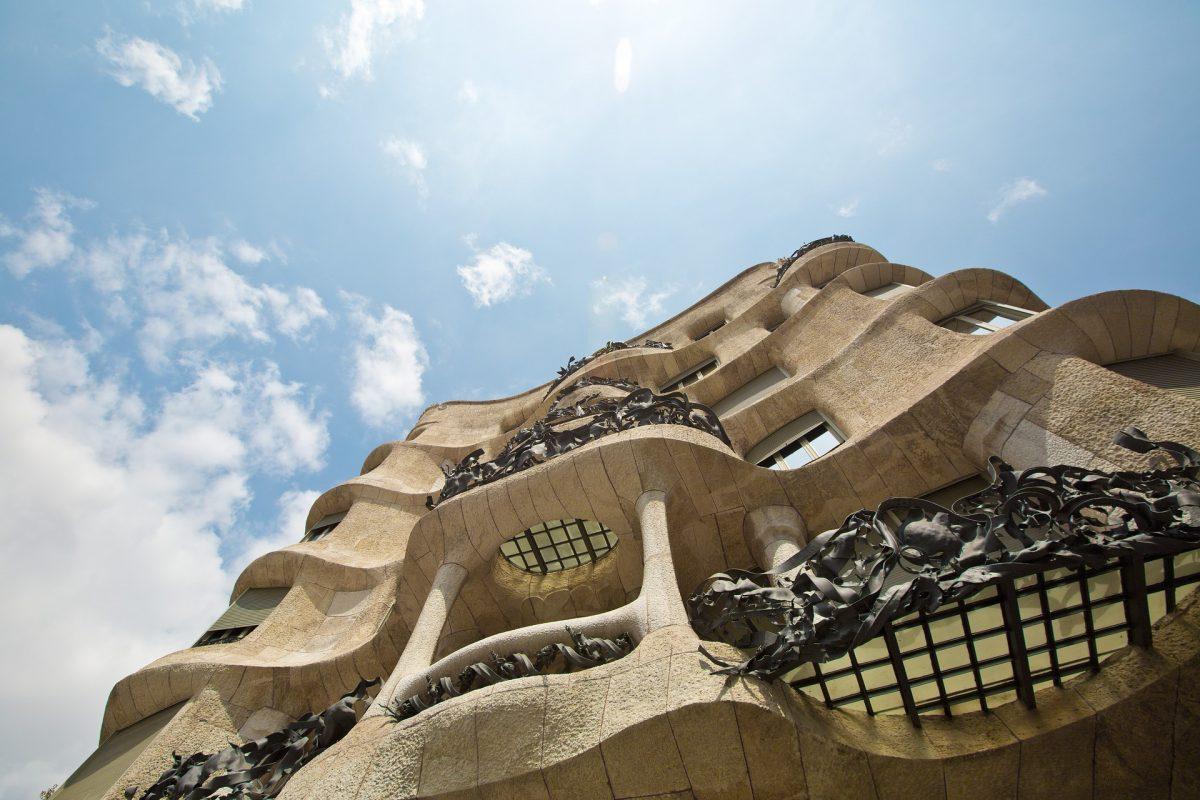barcellona architettura