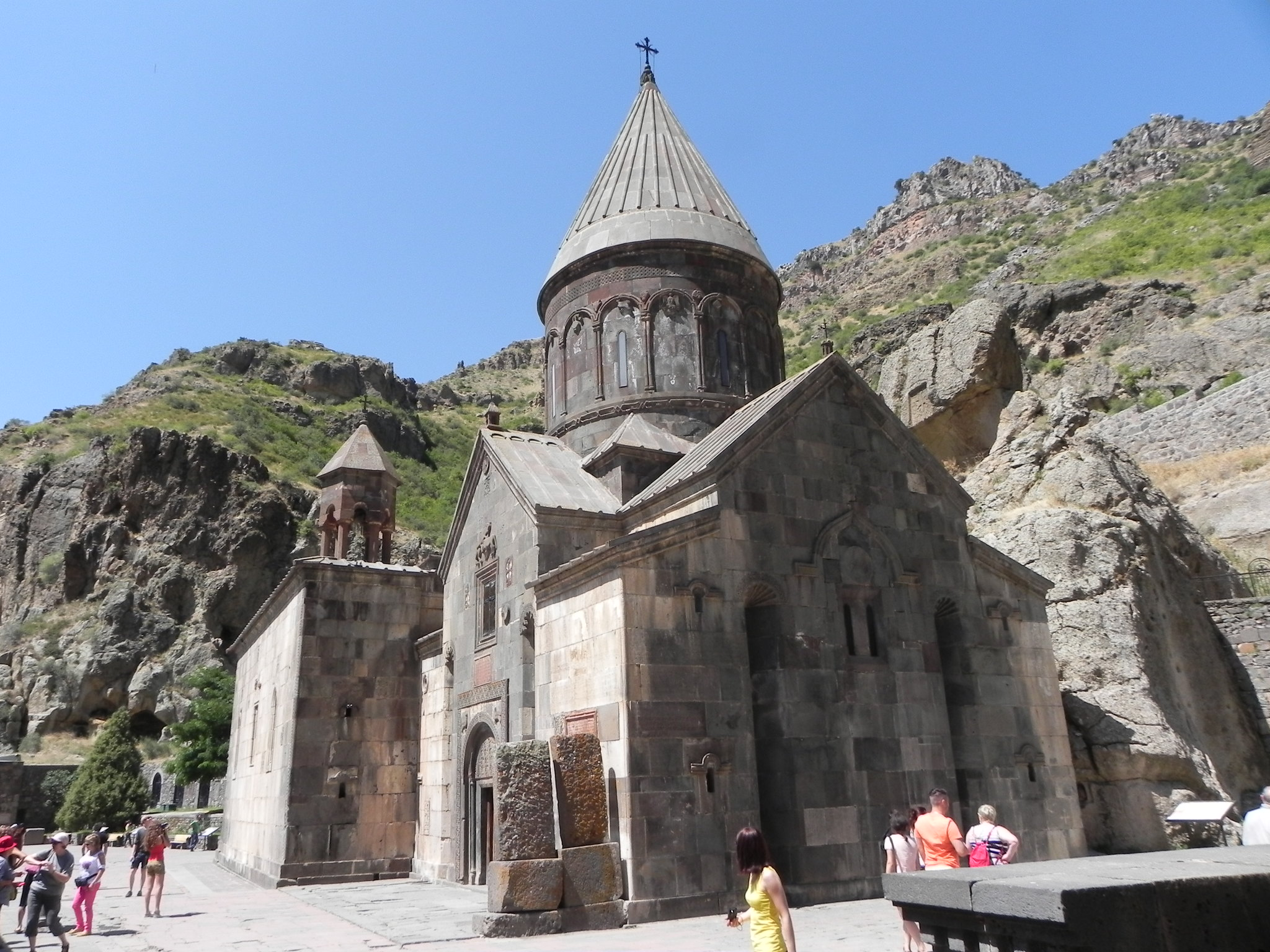 armenia monastero di geghard