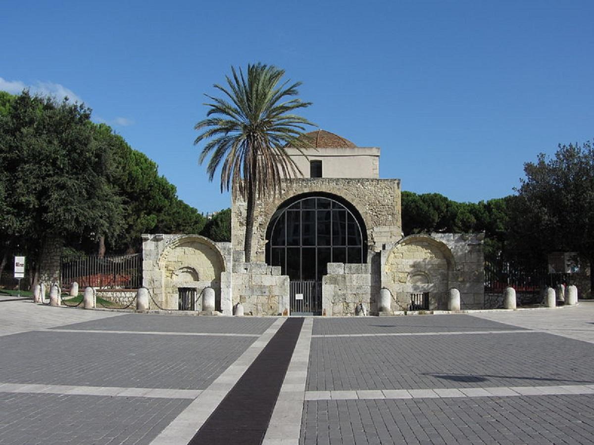 basilica paleocristiana cagliari