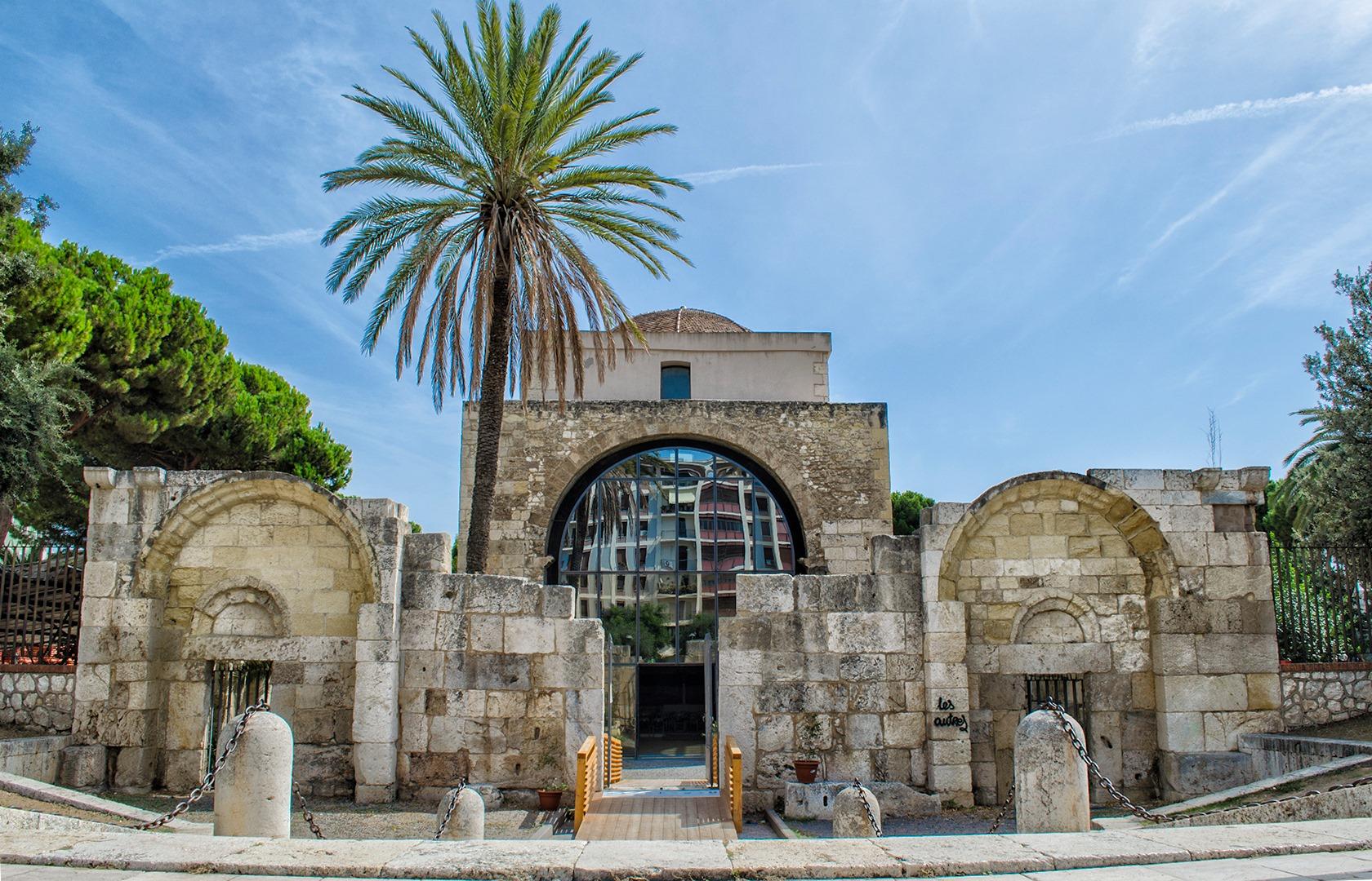 basilica paleocristiana di san saturnino
