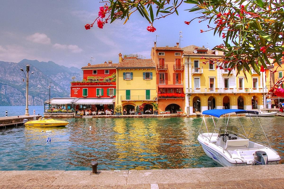Borghi sul lago di Garda