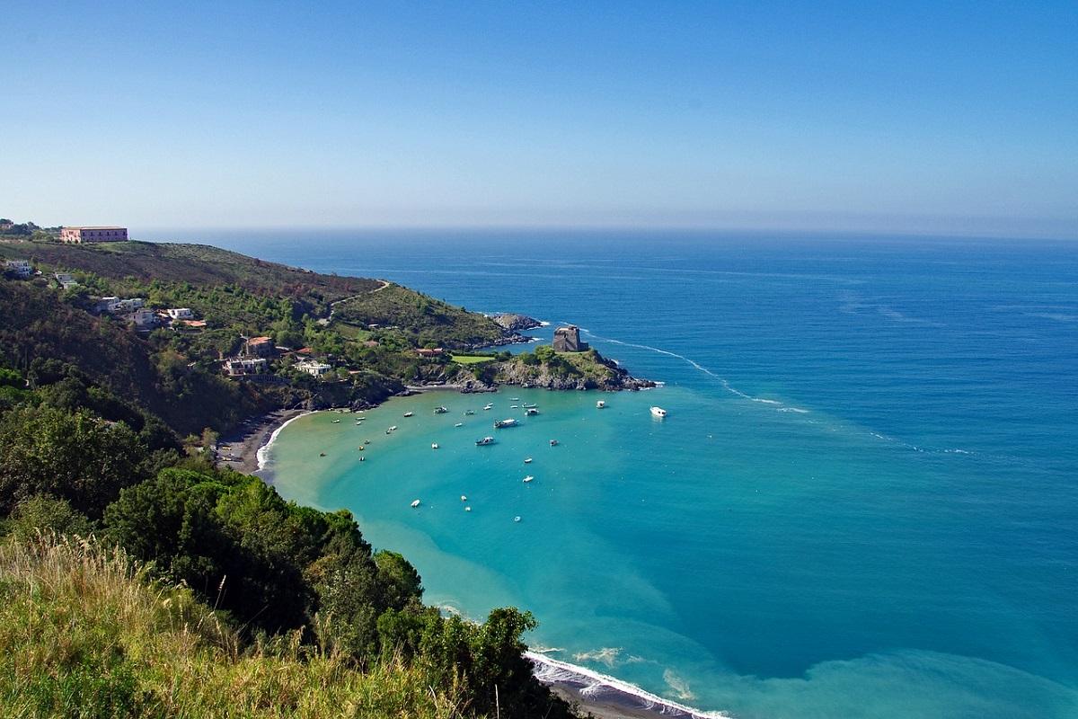 Calabria Coast to Coast itinerario