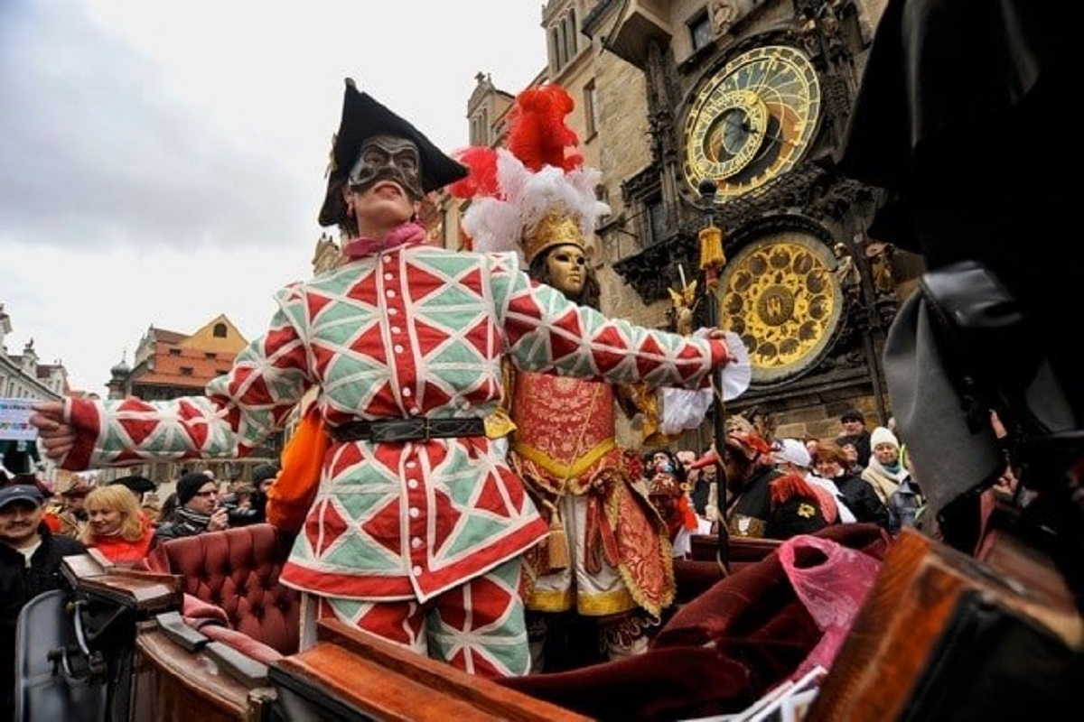 Carnevale Boemo 2021 Praga