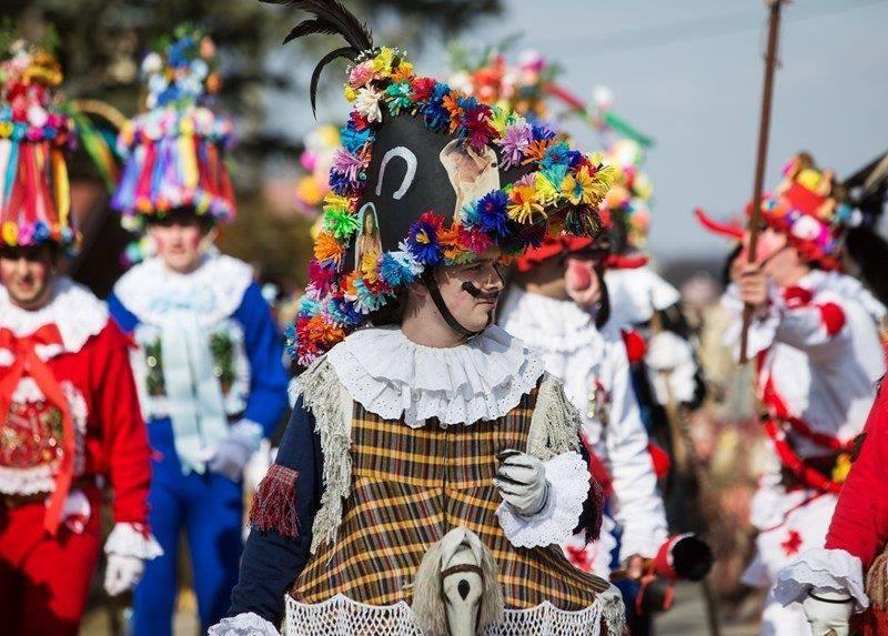 Carnevale Praga