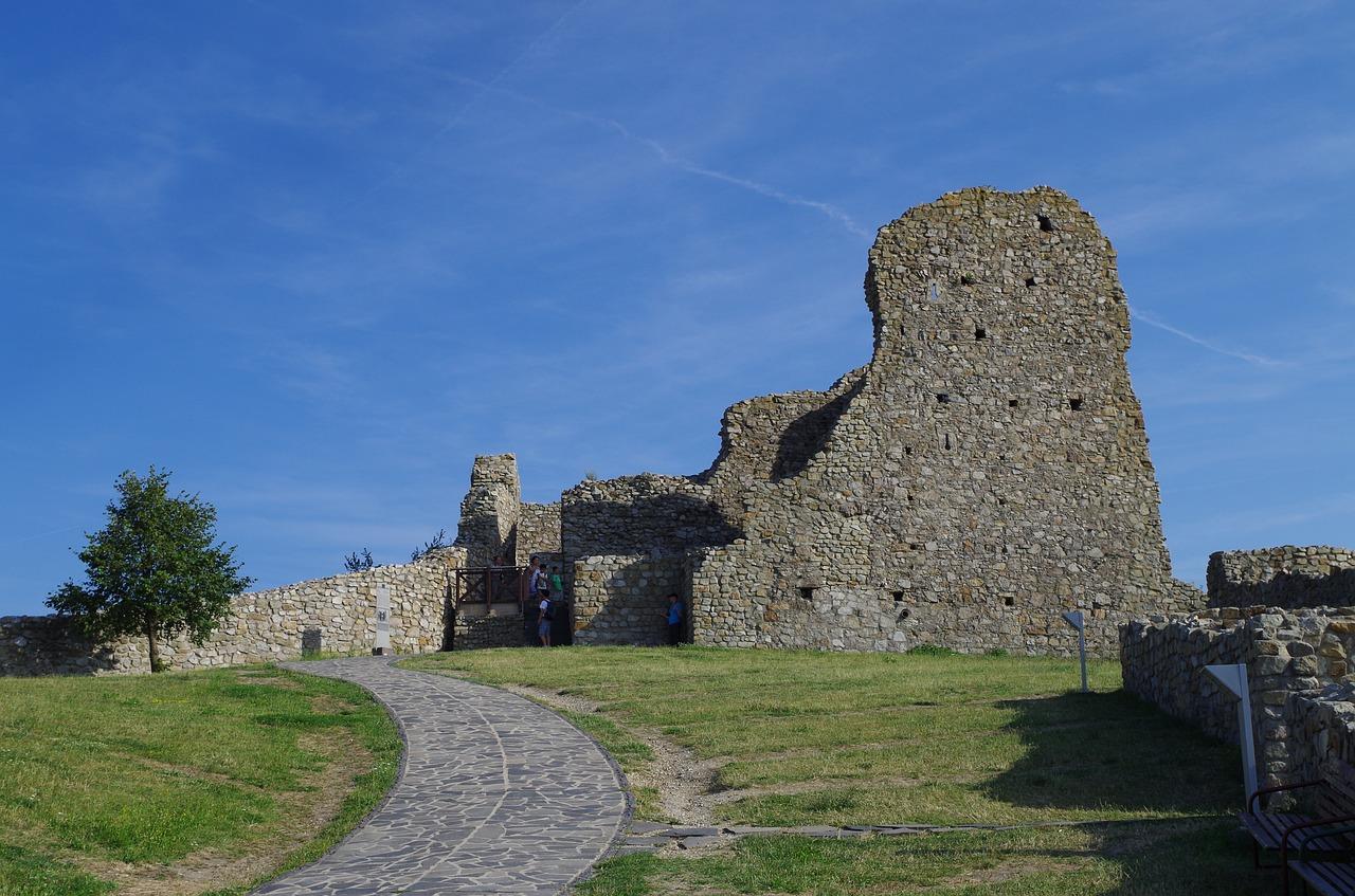 Castello di Devin Bratislava