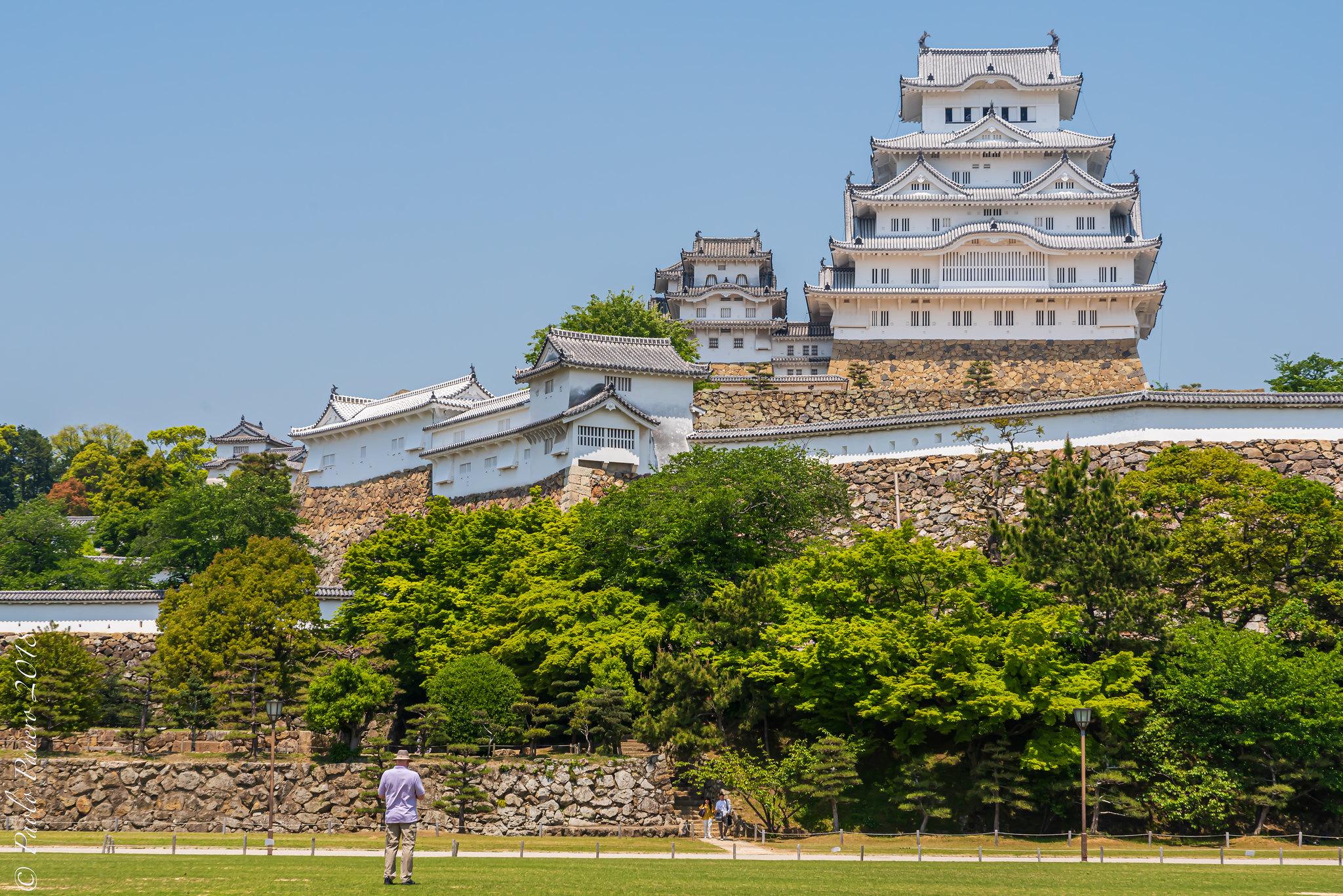 castello di himeji giappone