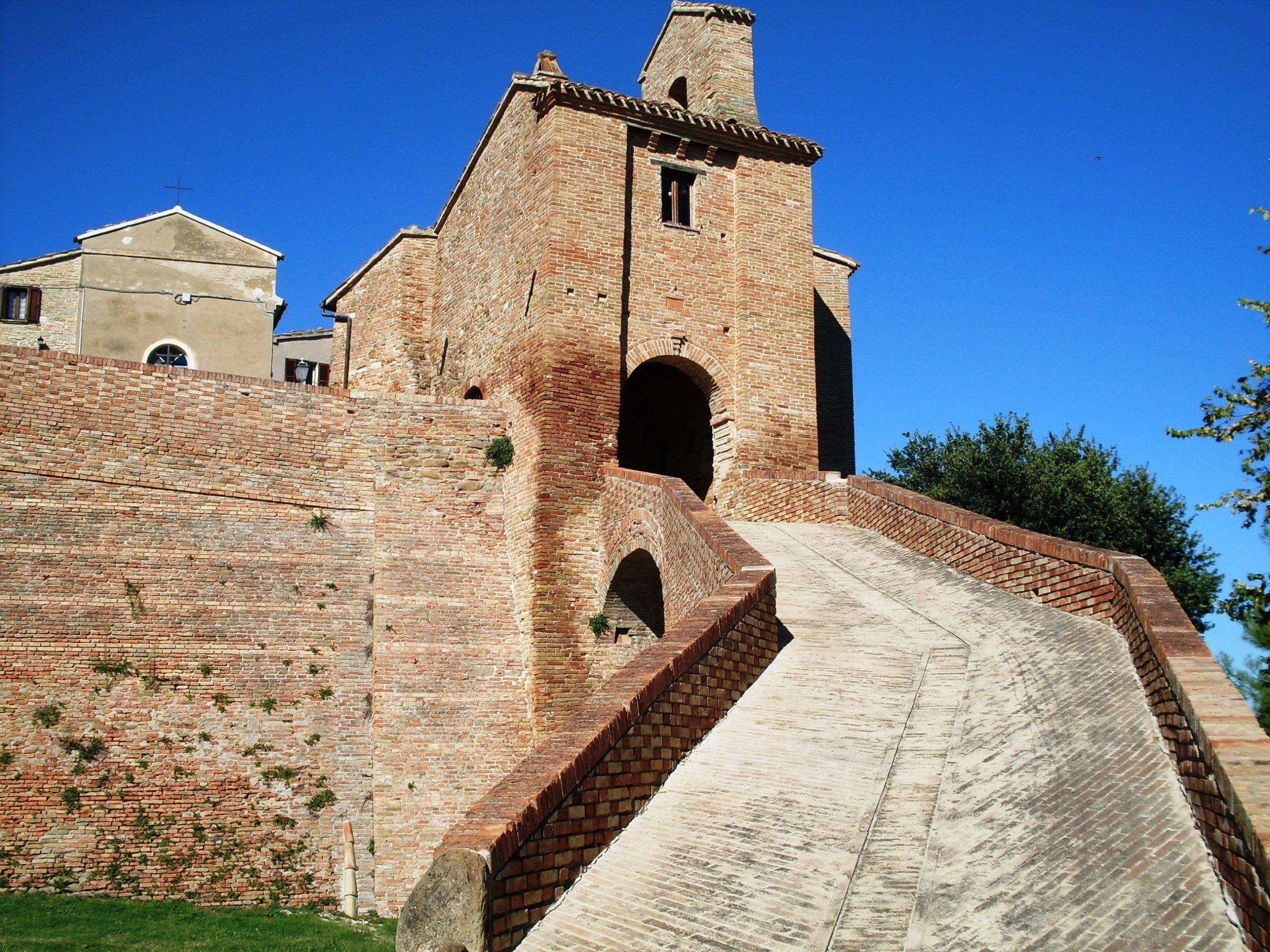 Castello Loretello Arcevia
