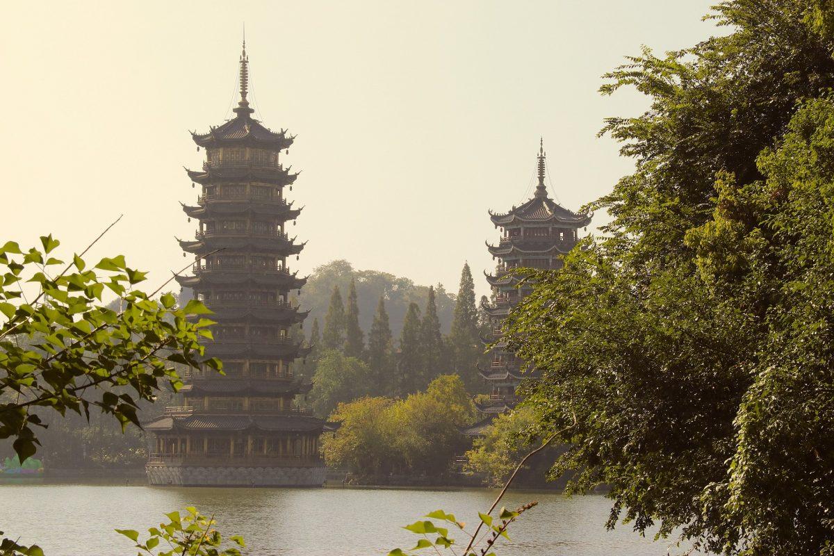 guilin pagode