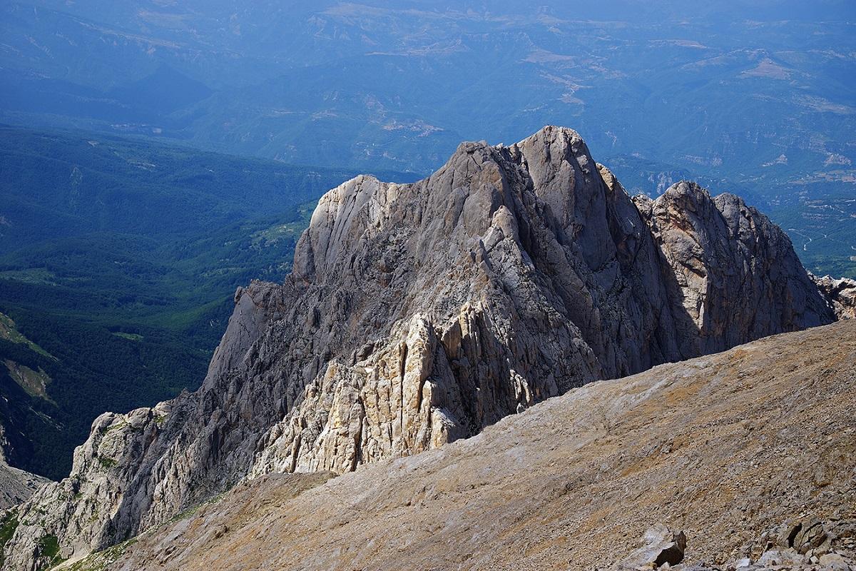 Corno Piccolo Gran Sasso trekking