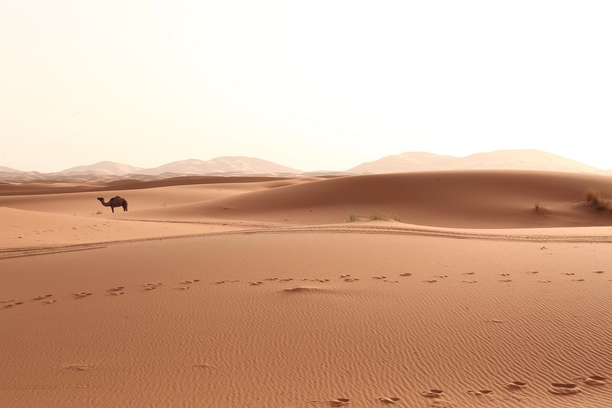 Dormire nel deserto Marrakech
