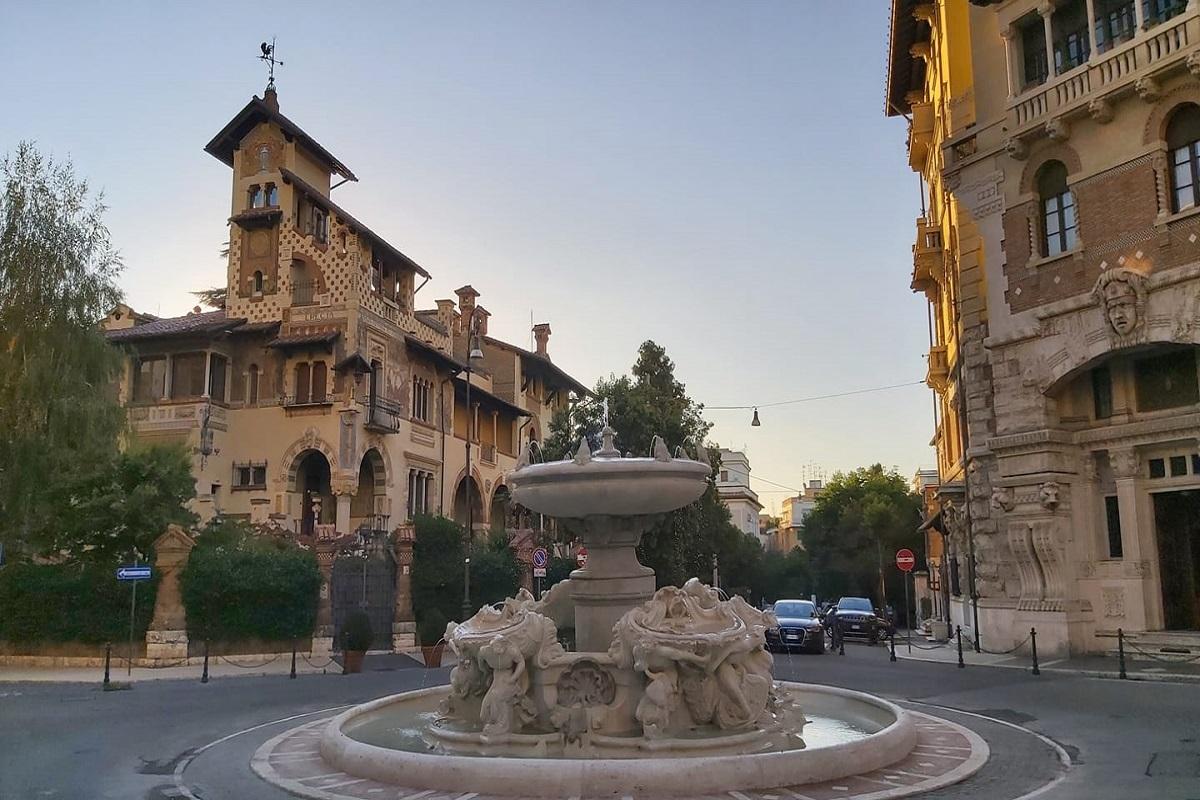 Fontana delle Rane Coppedè