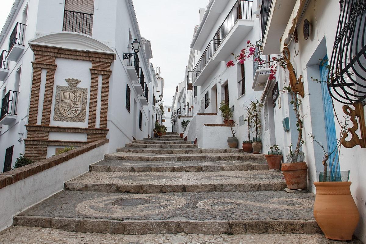 Frigiliana Andalusia cosa vedere