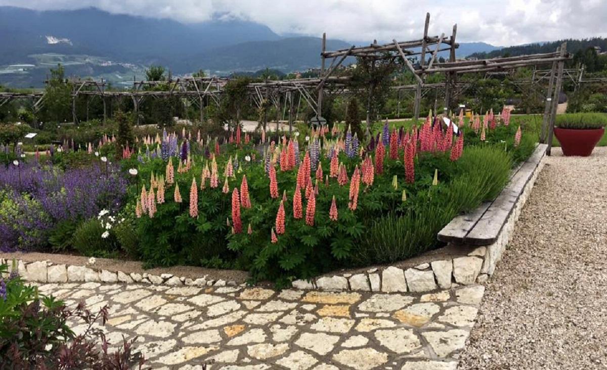 giardini storici trentino alto adige