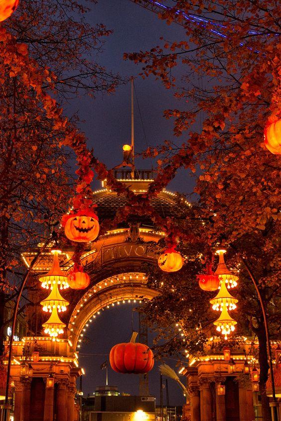 halloween a copenaghen