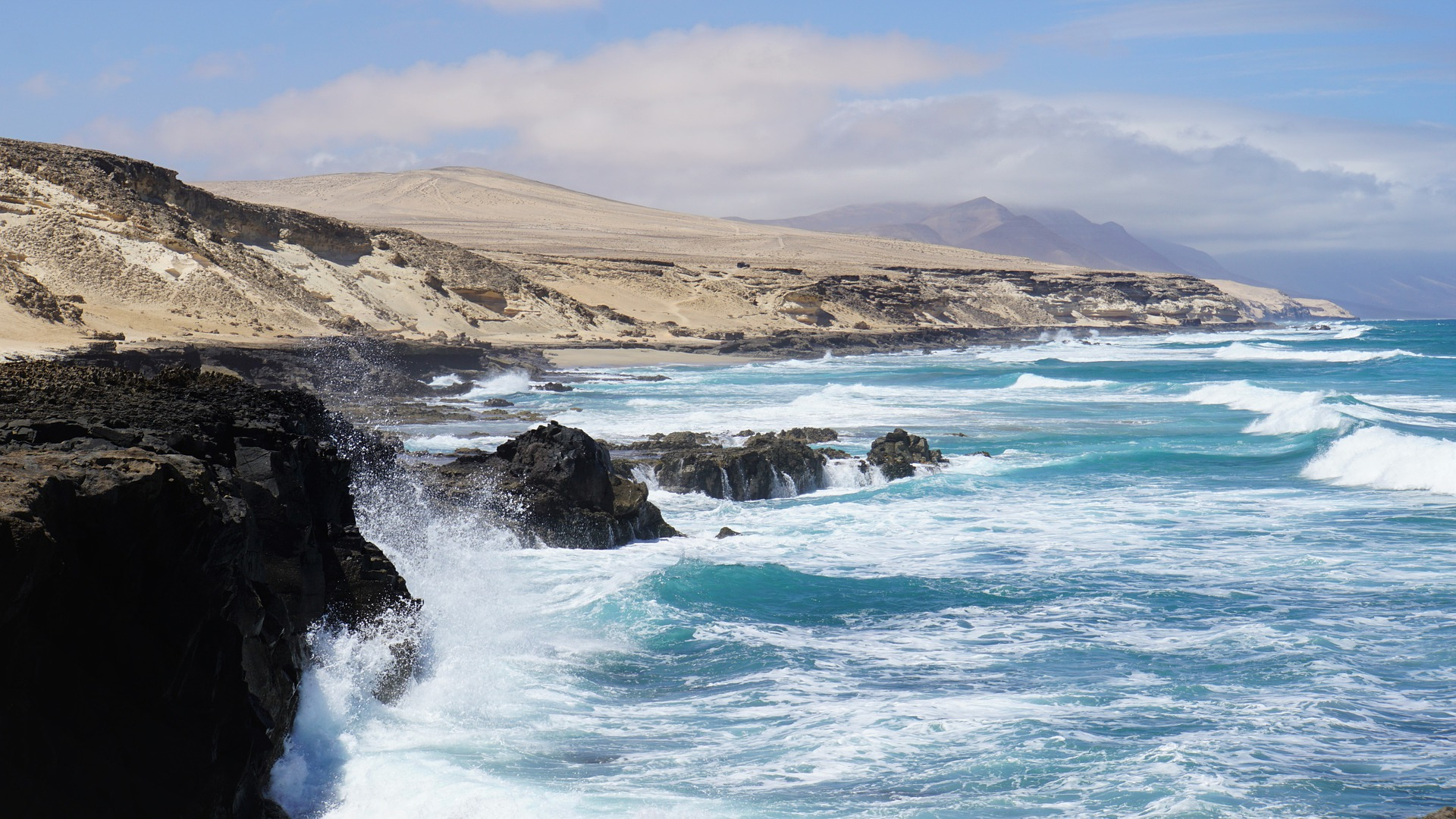 isole canarie in autunno