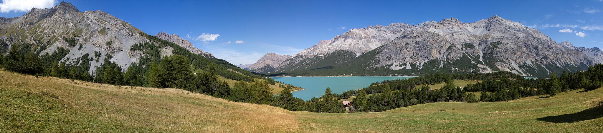laghi di cancano escursioni