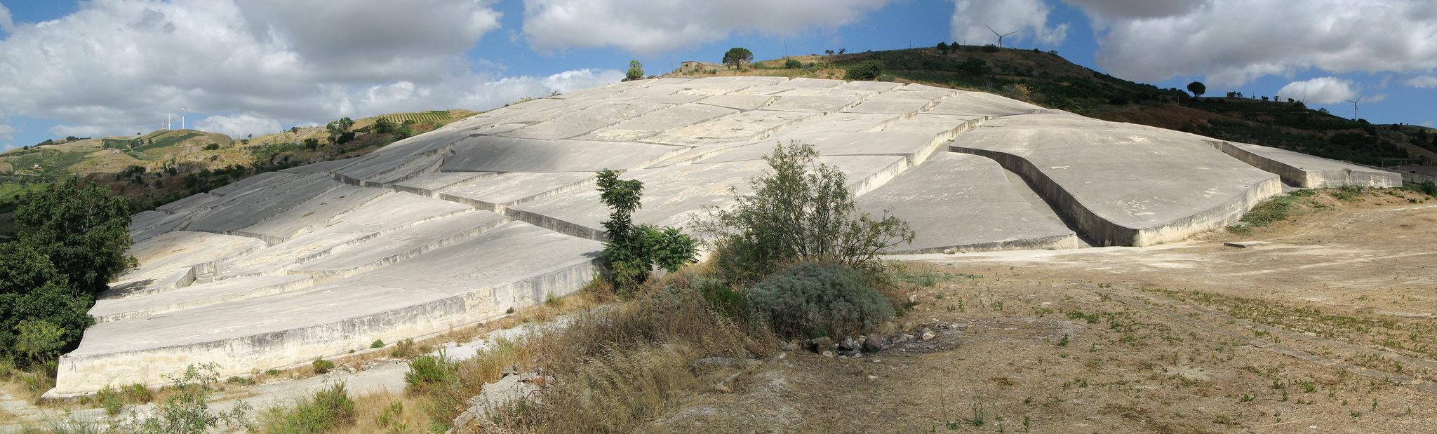 land art sicilia