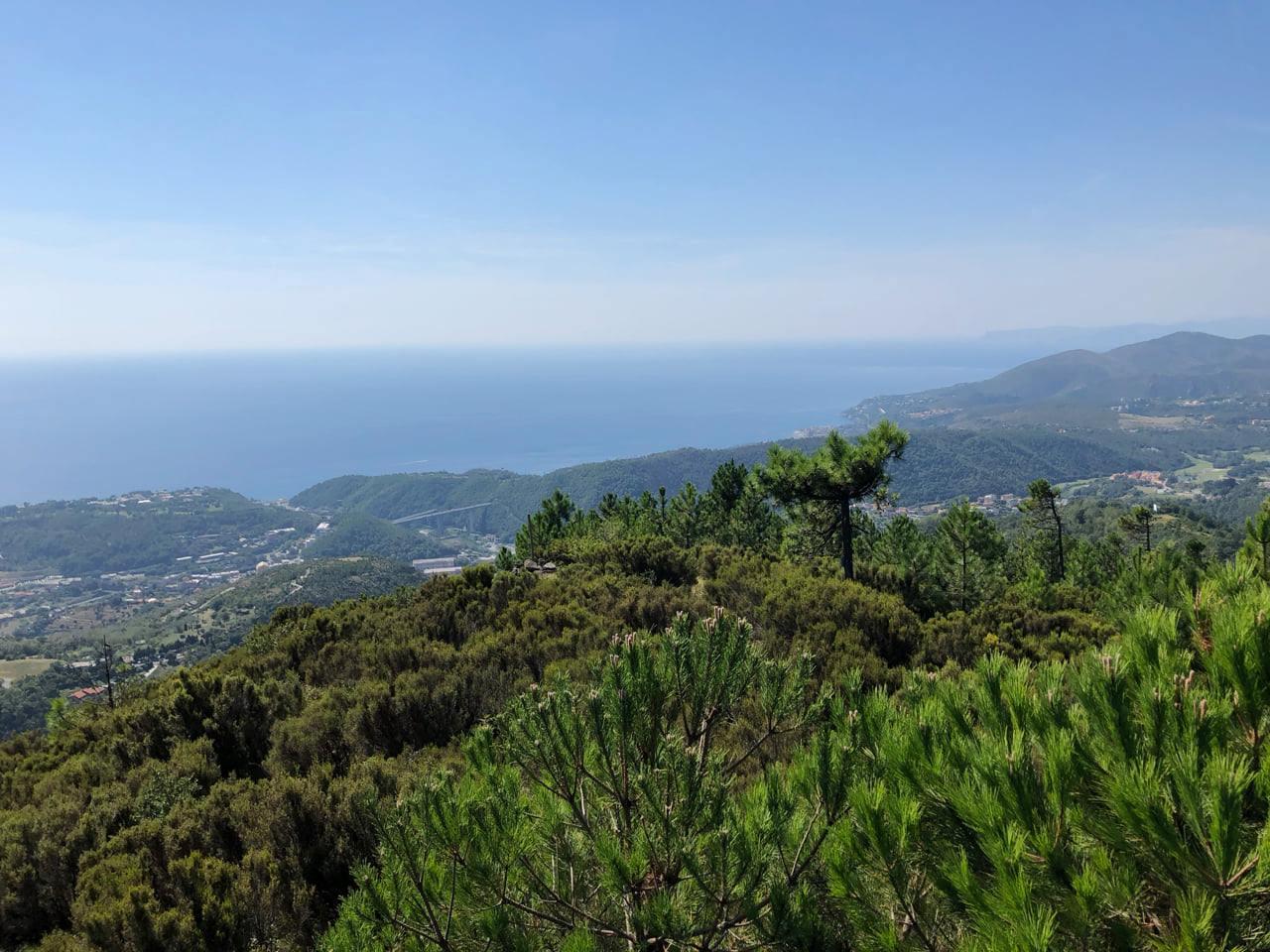 Liguria parco