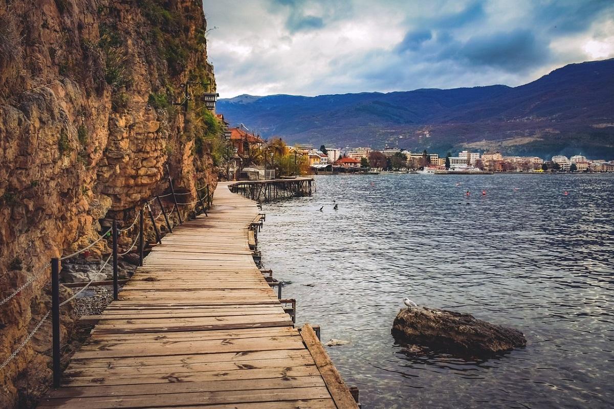 Macedonia del Nord escursioni a piedi