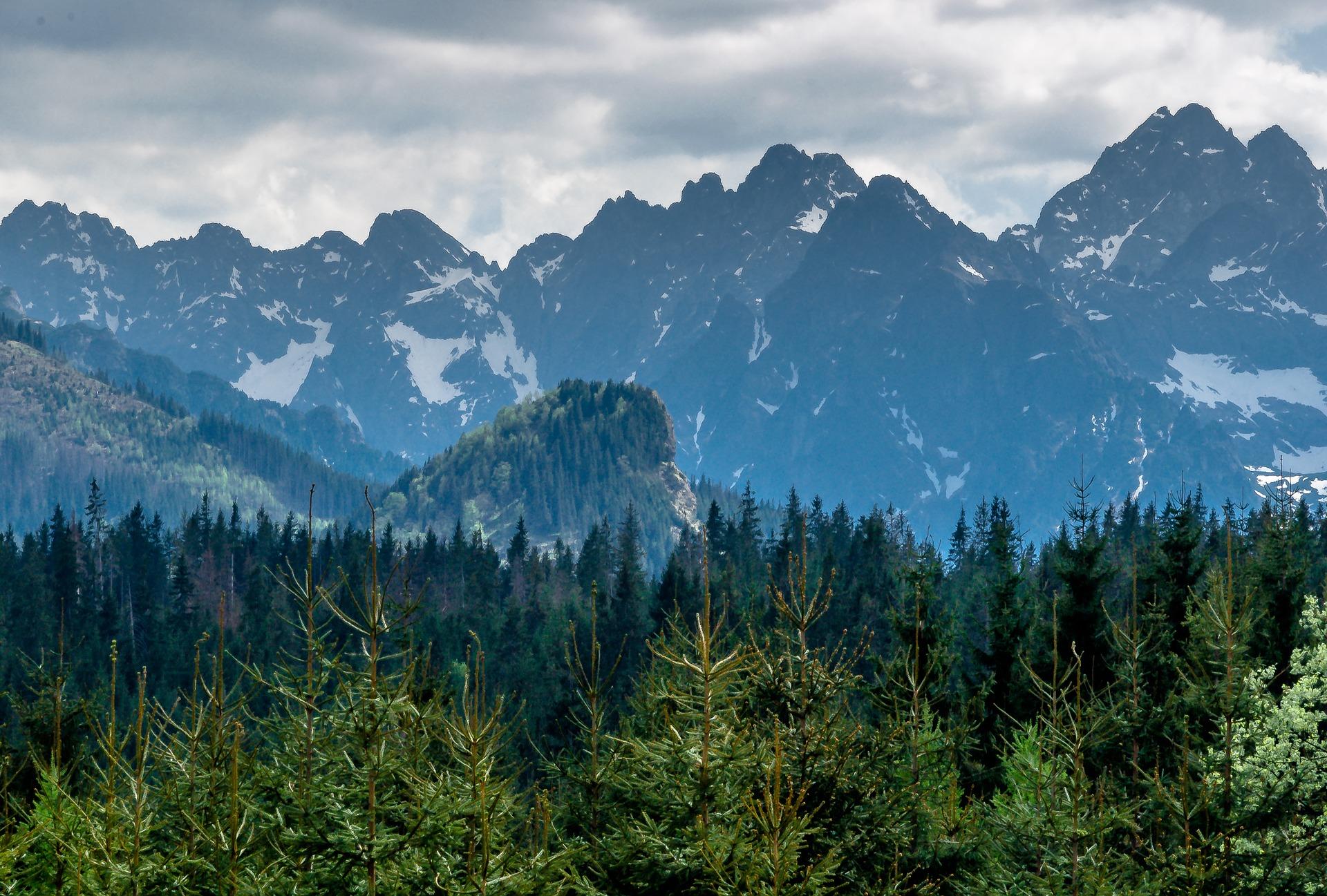 Parco nazionale dei Tatra