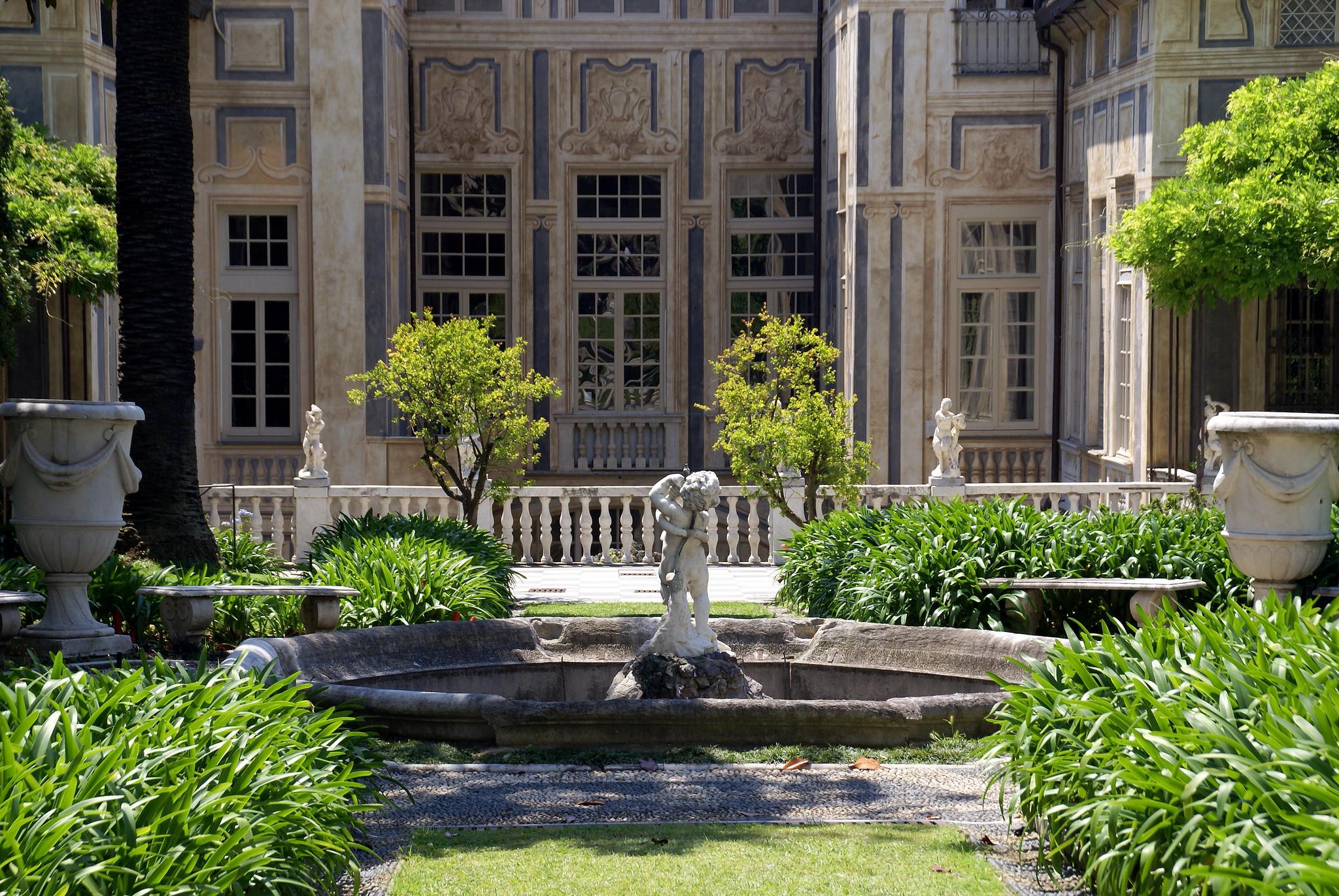 palazzo nicolosio lomellino genova