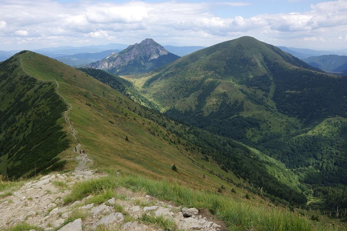 Parco nazionale dei Tatra Slovacchia