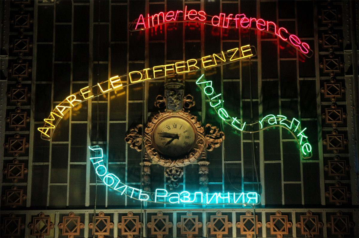 porta palazzo torino amare le differenze
