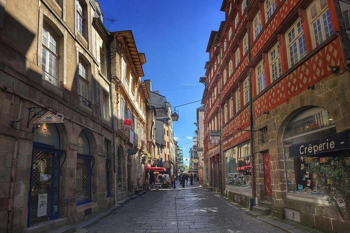 Rennes Bretagna cosa vedere