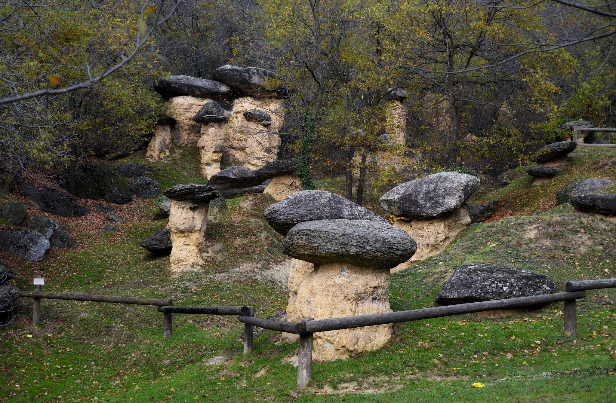 riserva naturale del ciciu del villar