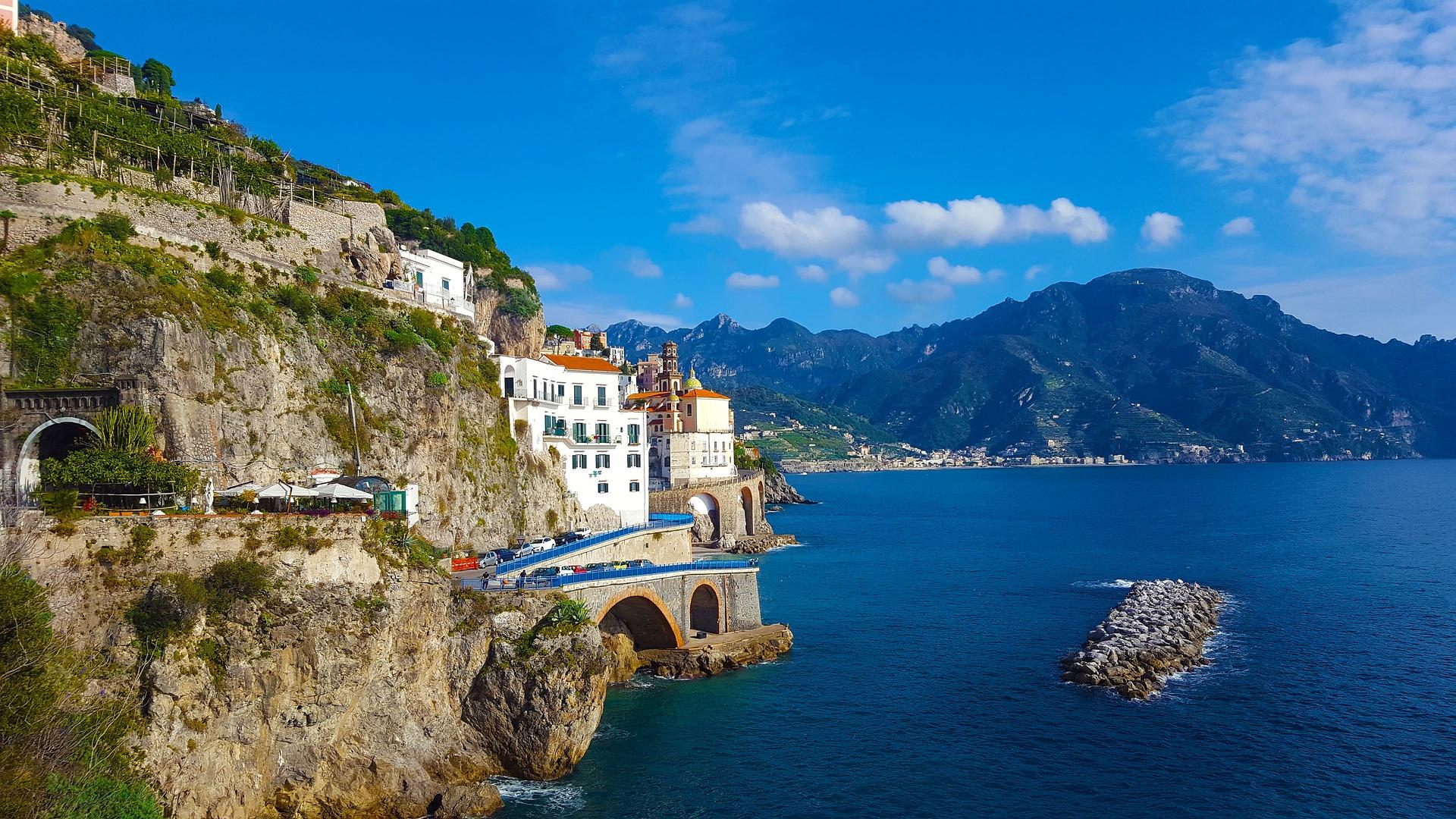 road trip piu belli in italia